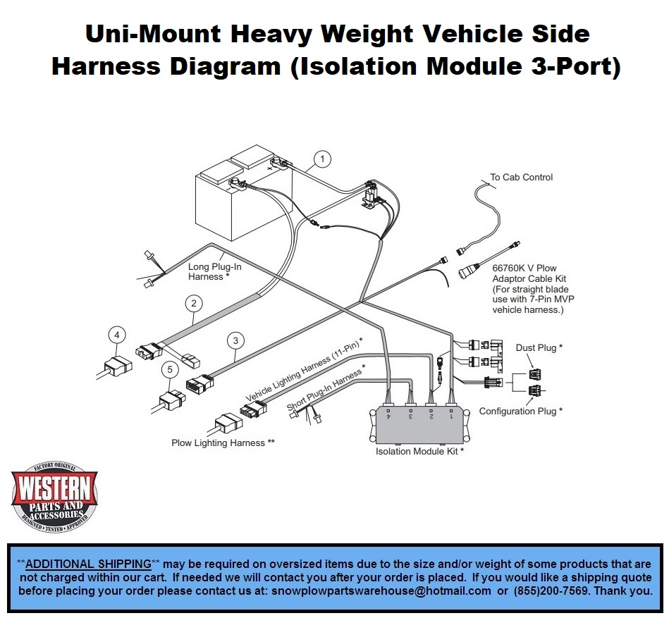 Heavyweight on Western Uni Mount Wiring Diagram