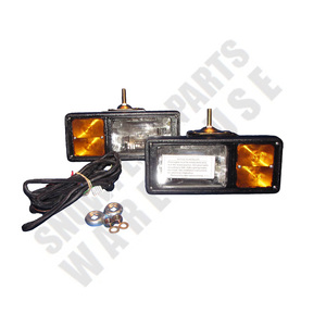 Snowplow Headlights