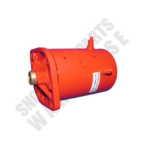 Snowplow Electric Motors