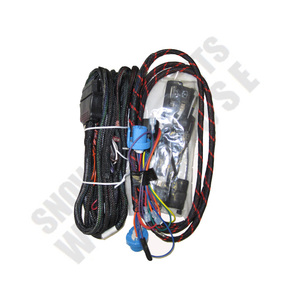 Snowplow Electrical Harness, Cables And Modules