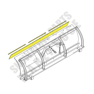 Snowplow Snow Deflector Kits