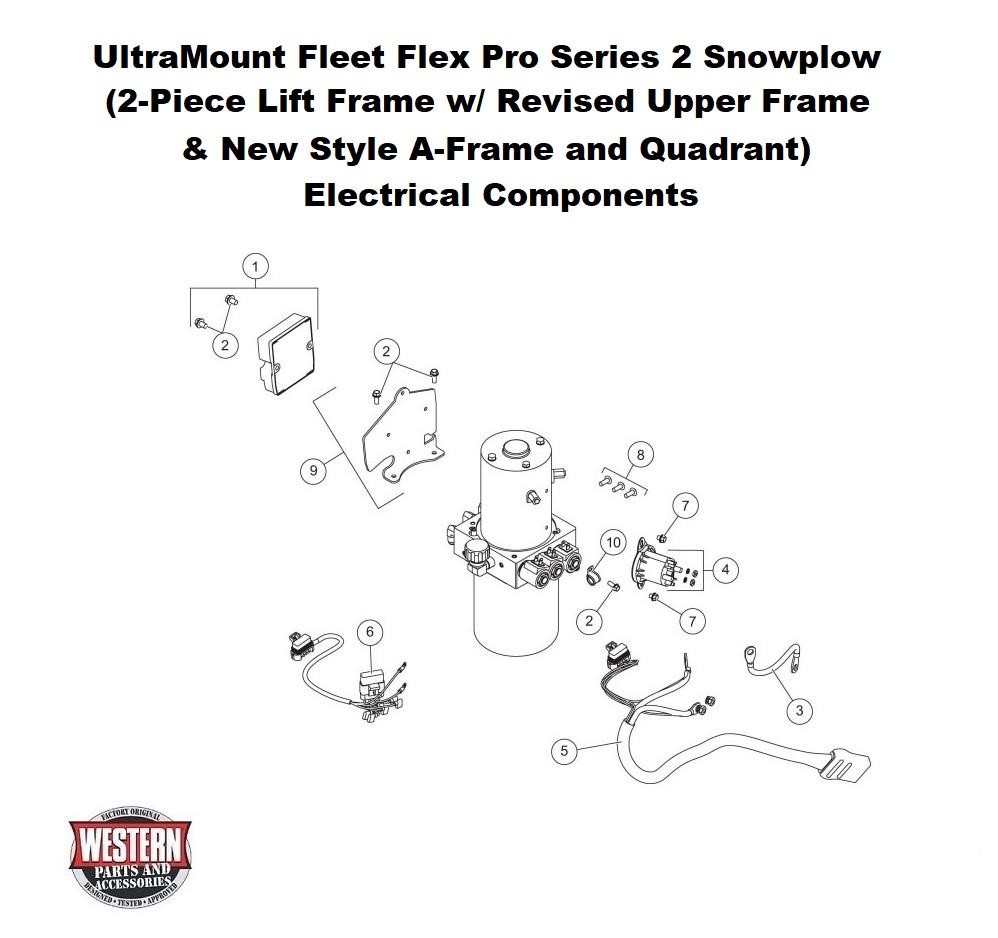 UltraMount Fleet Flex Pro Plow Series 40   Pro Plow Snowplow ...