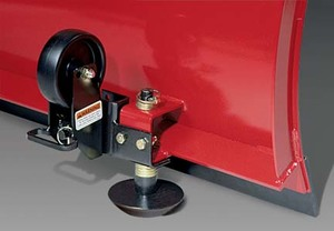 Snowplow Dolly Wheels