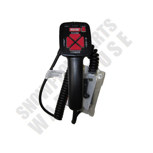 Cab Command Hand Held Controller (6-Pin)