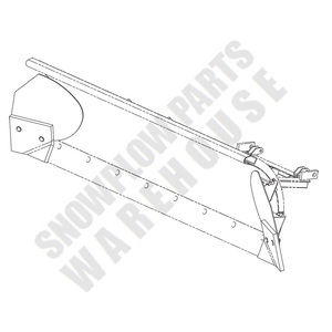 Snowplow Wing Kit