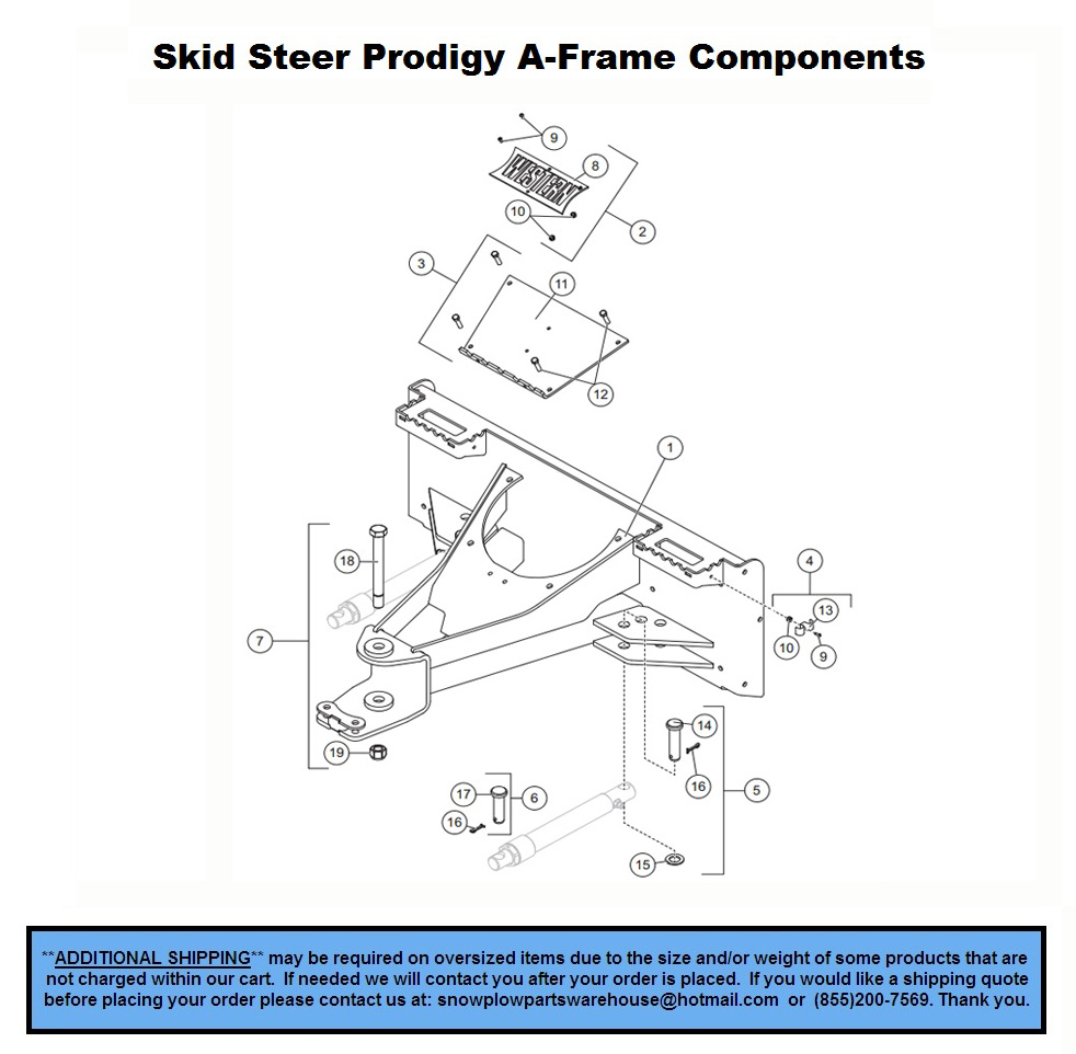 Skid steer prodigy skid steer part diagrams western a sort by jeuxipadfo Gallery
