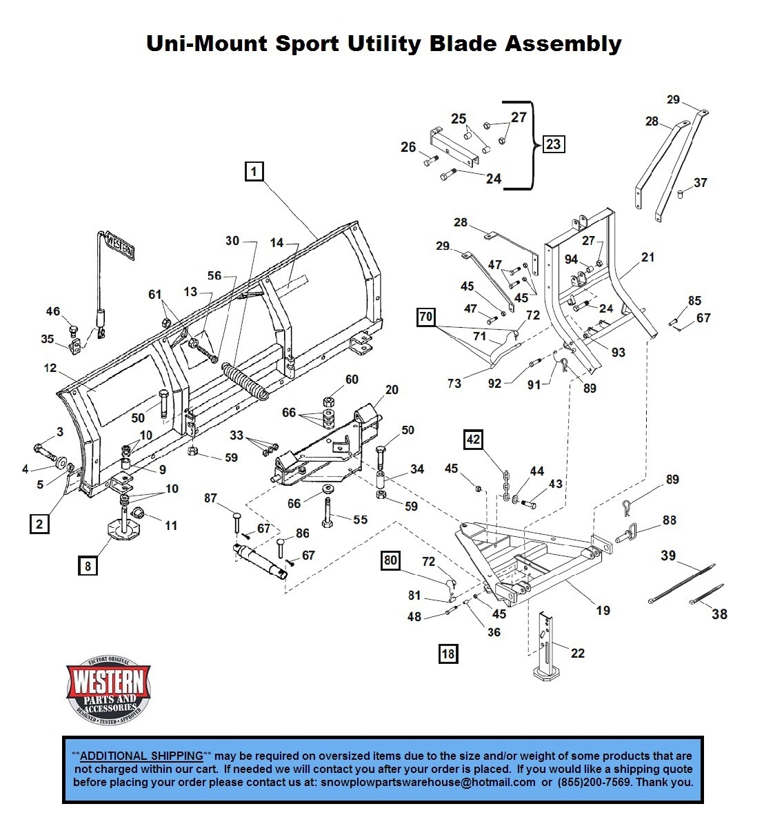 Western Uni Mount Wiring Schematic | Repair Manual on