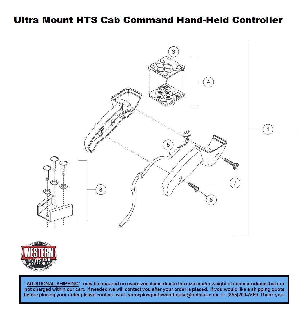 Ultamount Western Plow Controller Wiring Diagram on