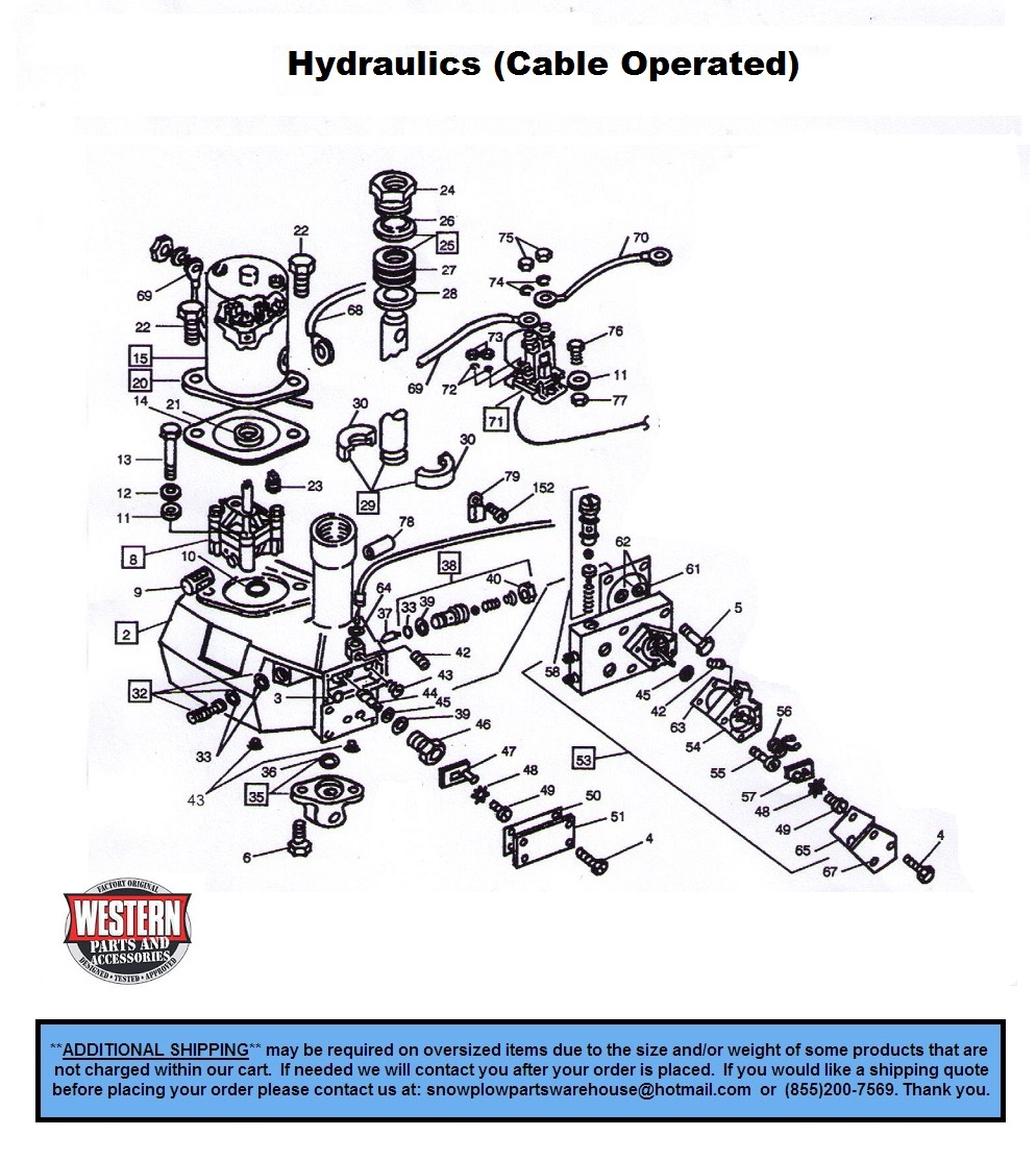 Western 1000 Salt Spreader Wiring Diagram Snowex Schematics Diagrams U2022 Parts