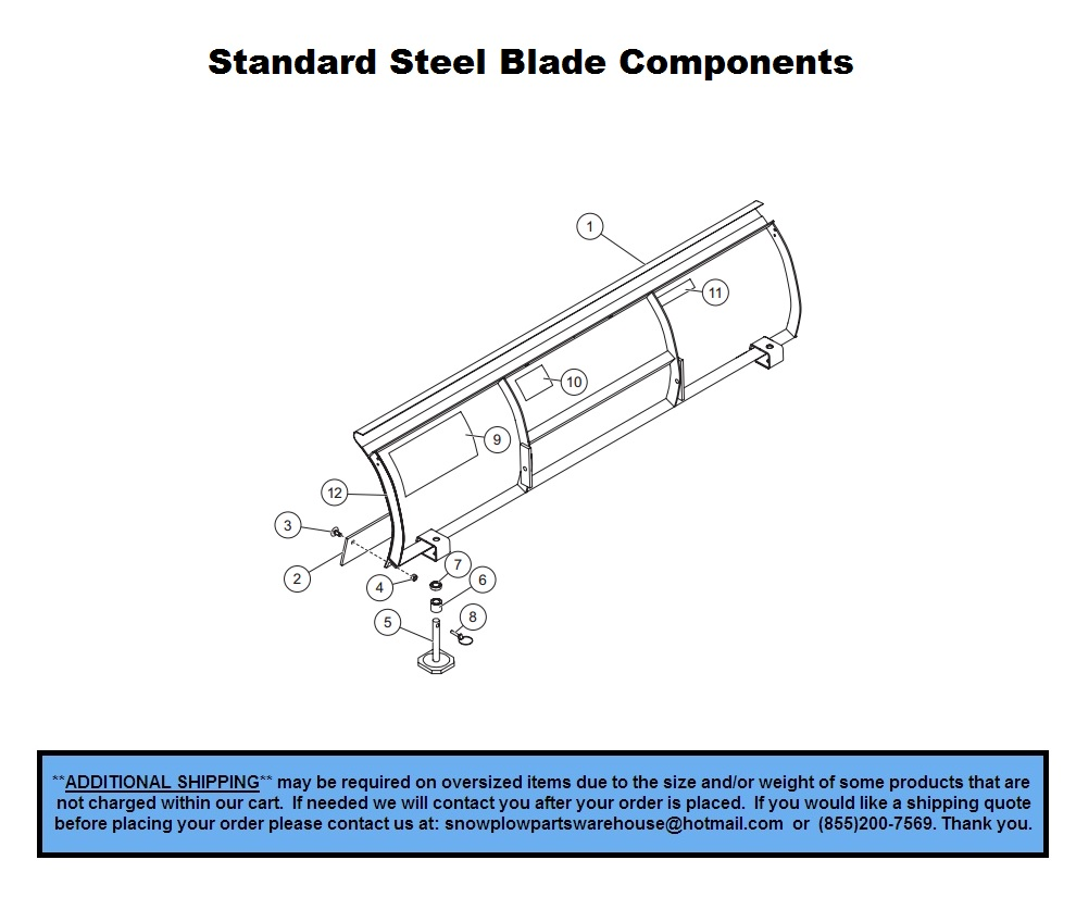 Hiniker Plow Wiring Diagram from www.snowplowpartswarehouse.com