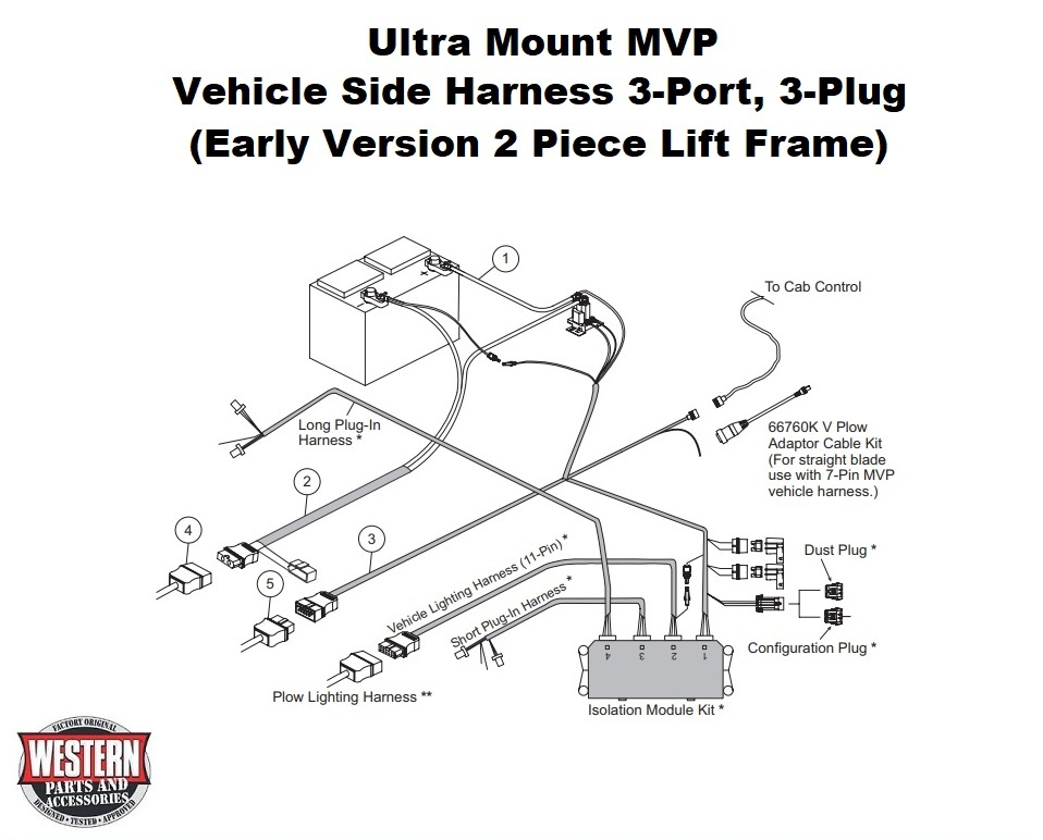Mvp  Early Version 2 Piece Lift Frame  Diagrams