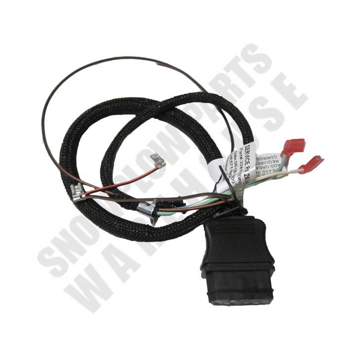 26359 Western Plow Control Harness 3-pin